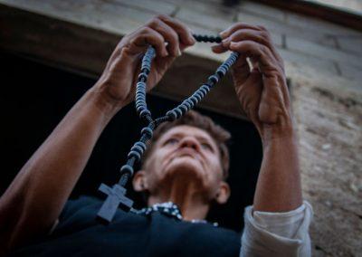 Condenado a morir de tuberculosis