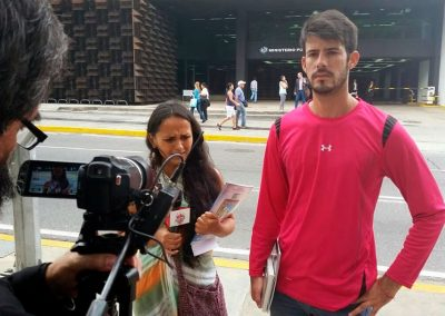 Alcedo Mora, el camarada desaparecido