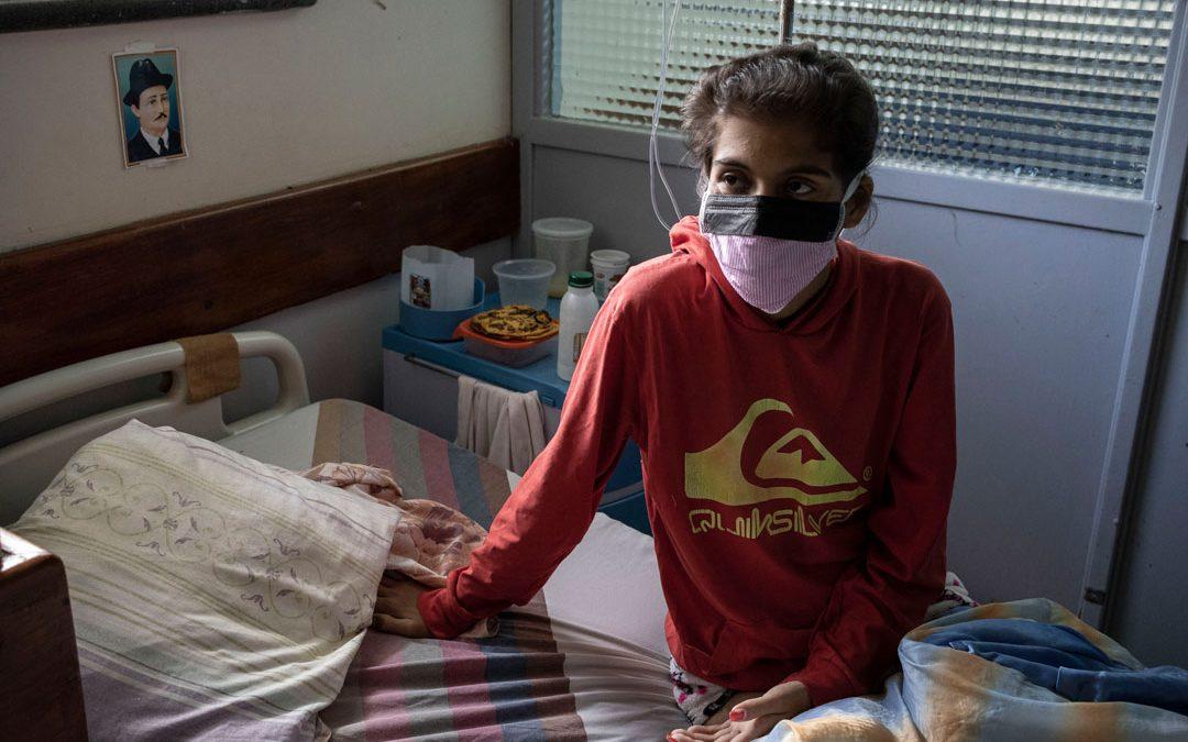 Una sobreviviente con VIH